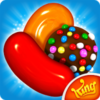 17.    Candy Crush Saga