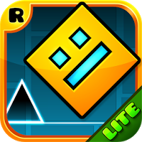 16.    Geometry Dash Lite