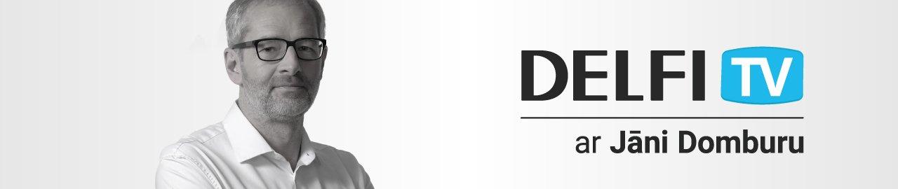 Delfi TV ar Jāni Domburu